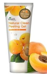 Пилинг-скатка с экстрактом абрикоса Ekel Apricot Natural Clean Peeling Gel, 180 мл.