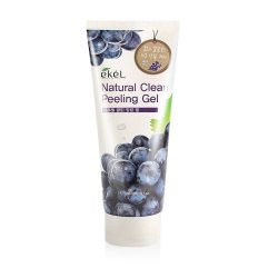 Пилинг-скатка с экстрактом ягоды Асаи EKEL NATURAL CLEAN PEELING GEL(ACAI BERRY) 180 мл.