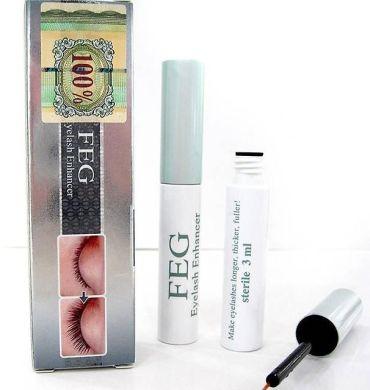 Сыворотка FEG - средство для роста ресниц